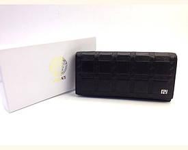 Женский кошелек Versace (V-3801) black