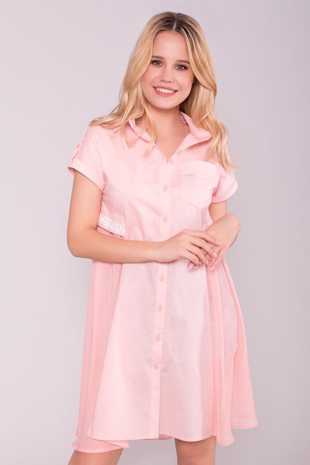 Фото Платья рубашки Саби-2