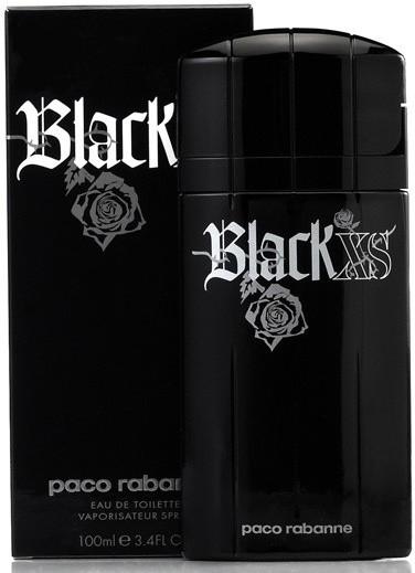 Мужская туалетная вода Black XS Paco Rabanne (100 мл )