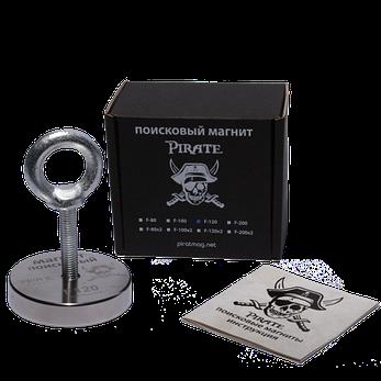 Поисковый магнит Пират F-120 + Трос в подарок!, фото 2