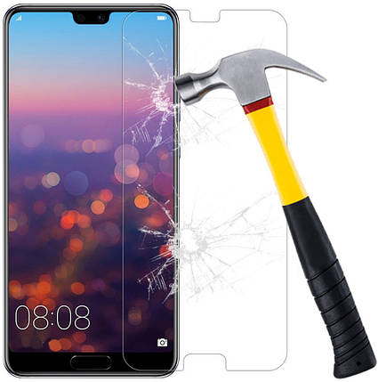 Захисне скло для Huawei Y7 2019 0.30 мм, фото 2