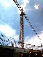 Аренда башенного крана Liebherr 140 ЕС-Н