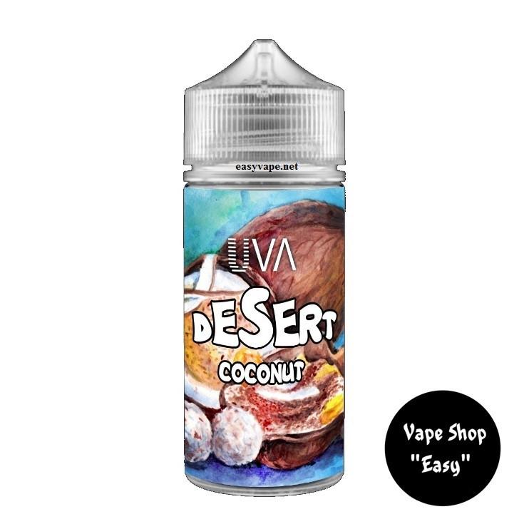 Desert Coconut 100 ml жидкость для электронных сигарет.