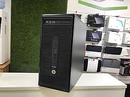 Системный блок ПК Hp Prodesk 400 G2 MT i3-4150 4 Ram 500 HDD