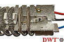Нагревательный элемент для фена DWT HLP-2000 с термодатчиком, фото 2