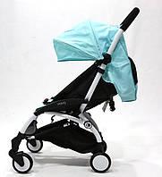 Детская прогулочная коляска YOYA 165 (обновлённая) b/Lake Blue