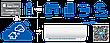 Кондиционер HAIER Family Plus A++ AS24FM5HRA-E1 (-20°С), фото 4