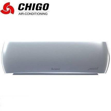 Кондиционер- Chigo Odyssey 188 Inverter New 2018 (-15°C) CS-25V3A-YA188, фото 2