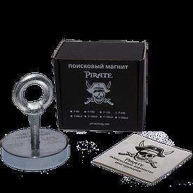 Поисковый магнит Пират F-200 + Трос в подарок!