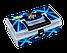 Кейс для бейблейдов, прозрачный чемодан BeyBlade, фото 2