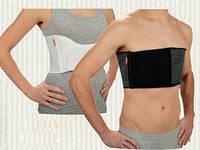 Бандаж для грудной клетки мужской высота 16см размер универсальный   300A