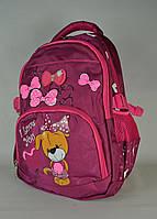 Школьный рюкзак Favor 6910-м малиновый