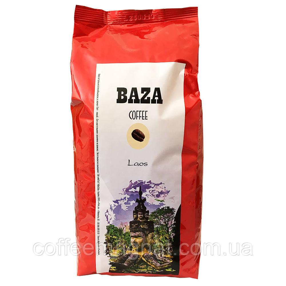 Кава в зернах Baza Лаос (арабіка) 1 кг