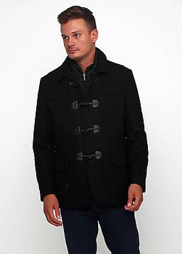 Пальто Devid Hamilton 52 черный (MV-6406_Black)