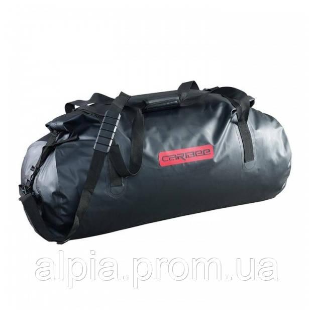 Водонепроницаемая сумка дорожная Caribee Expedition 80 Black