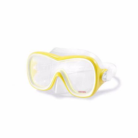 Маска для плавания Intex 55978 Wave Rider Masks, фото 2