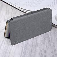 Чехол-книжка Nillkin Sparkle Series для Xiaomi Redmi Note 7 / Note 7 Pro Темно-серый
