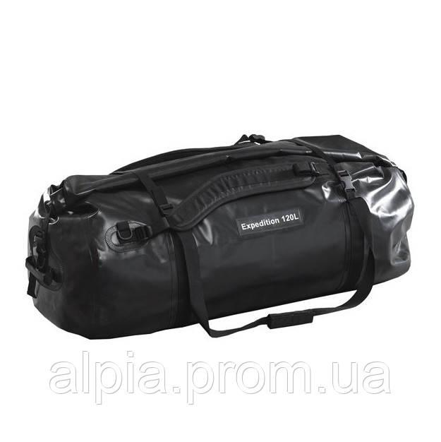 Водонепроницаемая сумка дорожная Caribee Expedition 120 Black