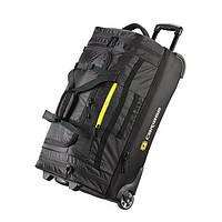 Дорожная сумка на колесах Caribee Scarecrow DX 75L (70 cm)  Black, фото 1