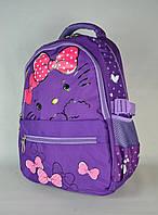 Школьный рюкзак Favor 6911-фиолетовый