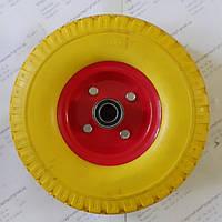 Колесо 3.00-4 TL бескамерное (под ось 20 мм)