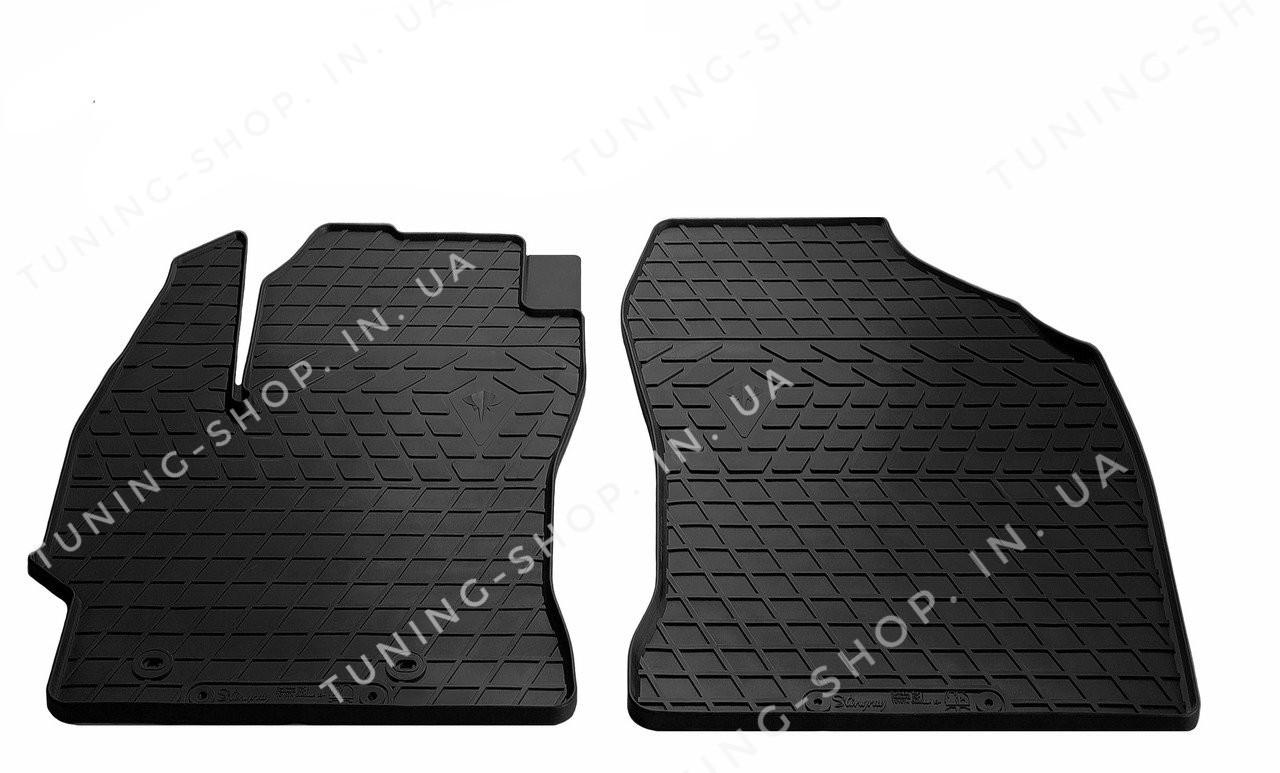 Передние коврики для Toyota Corolla 2013-2019