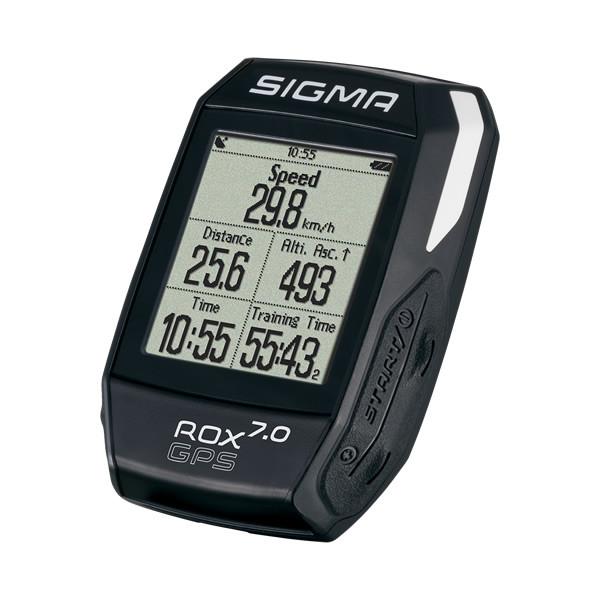 Велокомпьютер беспроводной Sigma Sport ROX GPS 7.0