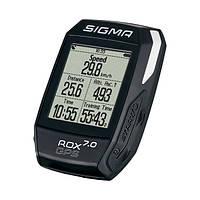 Велокомпьютер беспроводной Sigma Sport ROX GPS 7.0, фото 1