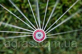 Віяловий дощуватель Hunter Eco-Rotator - 1090 (2,5-4,5 м, 90-210°), фото 3