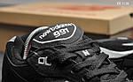Мужские кроссовки New Balance 991 (черно-белые), фото 2