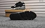 Мужские кроссовки New Balance 991 (черно-белые), фото 3