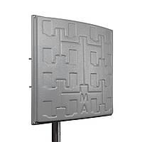 Антенна 3G / 4G LTE MIMO 2 x 17 dBi Сарма + панельная
