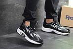 Мужские кроссовки Reebok Dmx (черные), фото 2