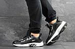 Мужские кроссовки Reebok Dmx (черные), фото 3