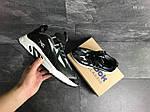 Мужские кроссовки Reebok Dmx (черные), фото 4