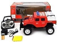 Радиоуправляемый Джип с аккумулятором 3699-A7