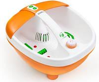 Гидромассажная ванна для ног Happy Feet US Medica США - гидромассаж, вибромассаж, ароматерапия