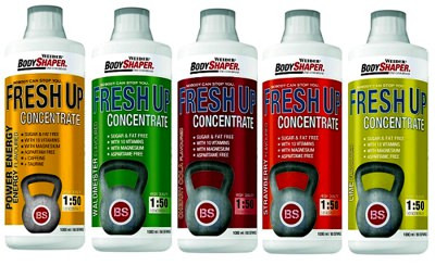 Энергетики Weider Fresh Up Concentrate (1 л) вейдер фреш ап apple