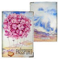 Обложка на паспорт Воздушный шар, фото 1
