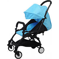 Детская прогулочная коляска YOYA 165 (обновлённая) b/New Blue