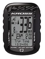 Велокомпьютер беспроводной Kross KRC 540GPS, фото 1