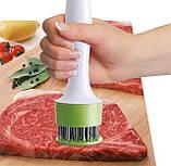 Размягчитель мяса Тендерайзер 130220 | отбиватель молоток для мяса, фото 3