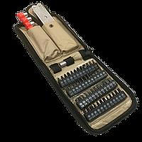 Набір інструментів 58 одиниць/ тканевий футляр