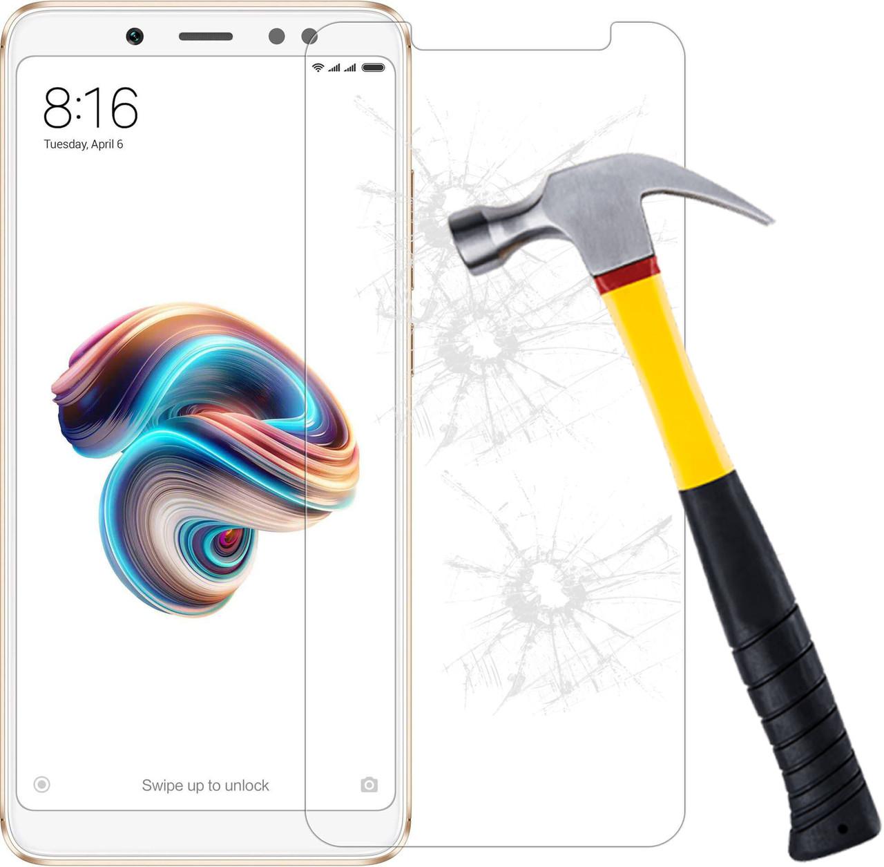 Защитное стекло для Xiaomi Redmi 5A/Redmi Go 0.30 мм