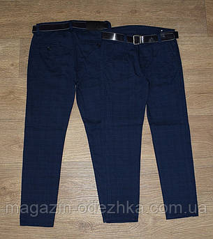 Школьные брюки  для мальчика на 11-15 лет, фото 2