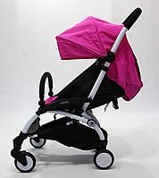 Детская прогулочная коляска YOYA 165 (обновлённая) b/Rose