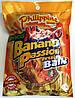 Сушені кульки манго, банану і маракуйї Philippine Brend 100 г