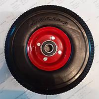 Колесо 4,10/3.50-4 TL бескамерное (под ось 20 мм)