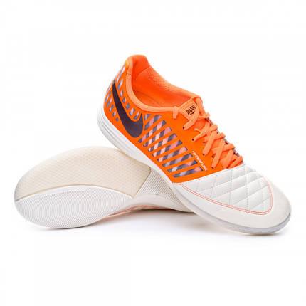 Футзалки Nike 5 Lunar Gato II 580456-128 (Оригинал) , фото 2