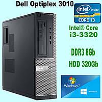 Системный блок Dell Optiplex 3010 i5-3470 \ DDR3 8Gb \ HDD 320 Gb  (Dell Optiplex 790) k.9100